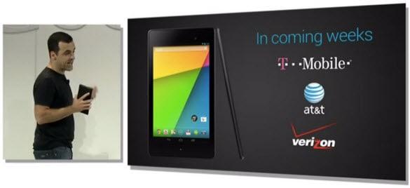 Nexus 7 Intro