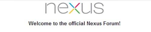 Nexus Forum