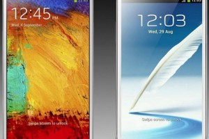 Android Phone Wars: Samsung Galaxy Note 2 vs Samsung Galaxy Note 3