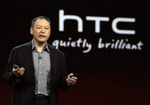 CEO Peter Chou