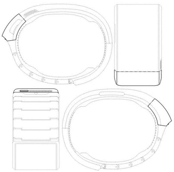 Samsung Gear Drawings