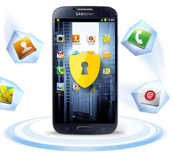 Samsung Knox Application