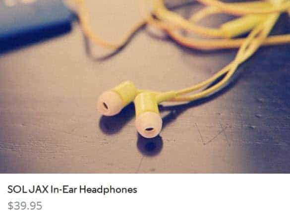 Sol Jax Headphones