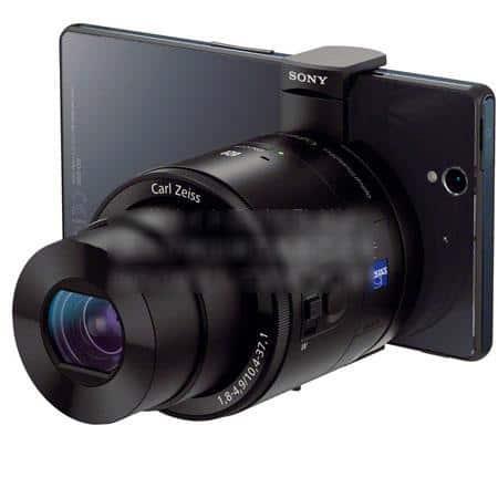 Sony QX100 40