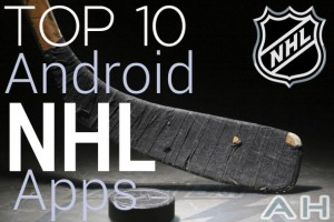 Featured: Top 10 Best NHL Hockey Android Apps