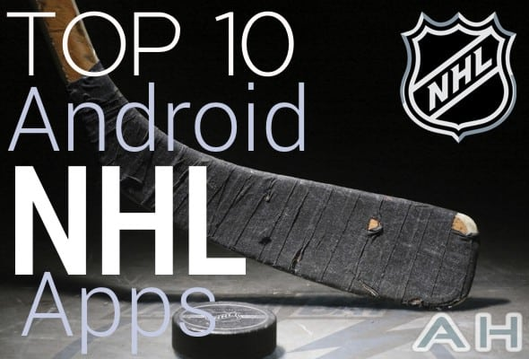 Top 10 Best Android NHL Hockey Apps