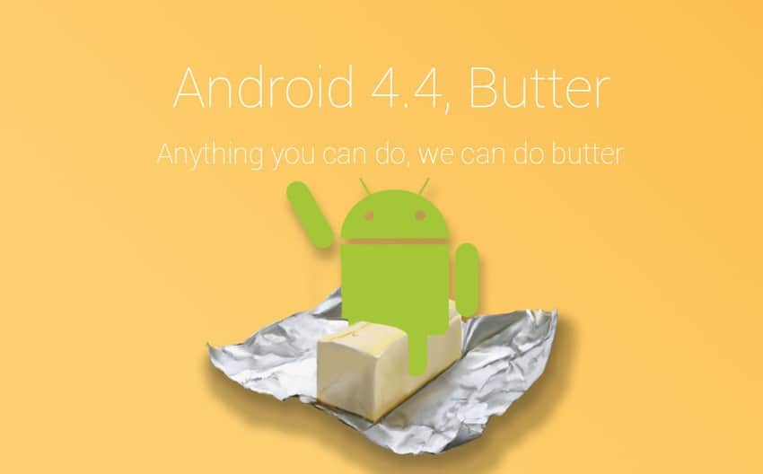 android-butter