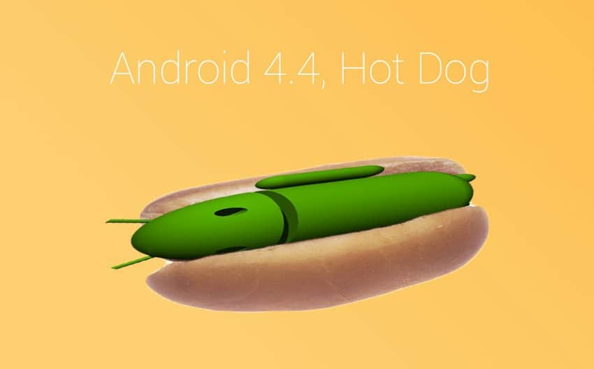 android-hot-dog