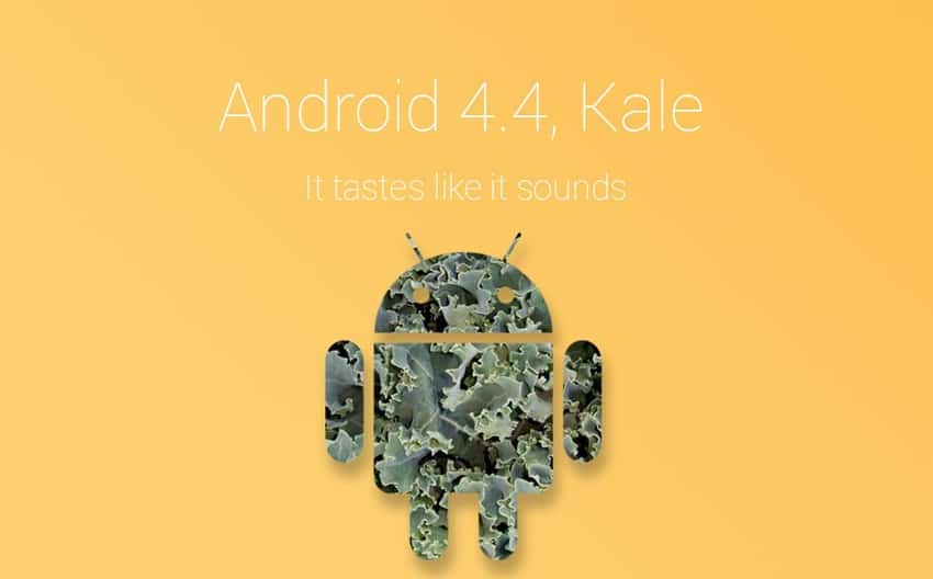 android-kale