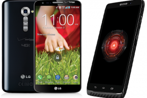 Android Phone Wars: LG G2 vs Motorola DROID Maxx