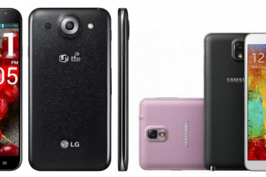 Android Phone Wars: Samsung Galaxy Note 3 vs LG Optimus G Pro