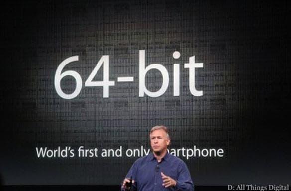 iPhone 5s 64bit