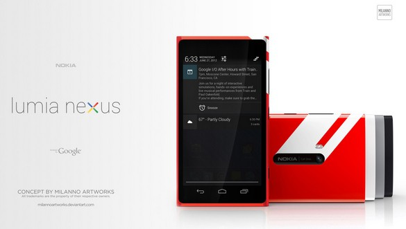 Lumia Nexus by Milanno Artworks
