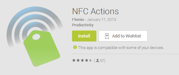 nfc-actions