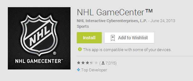 nhl-gamecenter