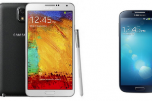 Android Phone Wars: Samsung Galaxy Note 3 vs Samsung Galaxy S4