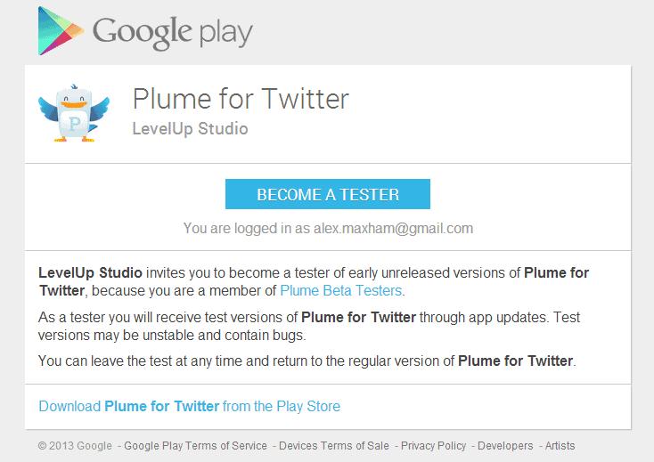 plume-beta