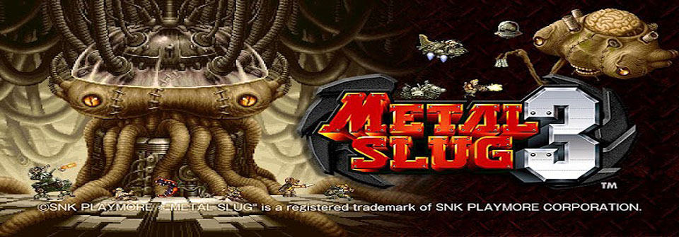 Migliori Retro Games metal slug 3