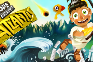 Sponsored Game Review: Rope Escape Atlantis