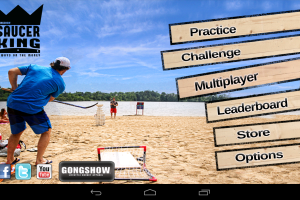 Sponsored Game Review: Gongshow Saucer King