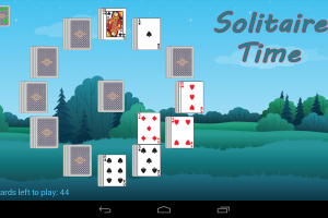 Featured Game Review: Solitaire Time