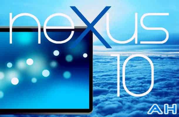 AH Nexus 10 5