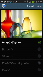 Adapt Display
