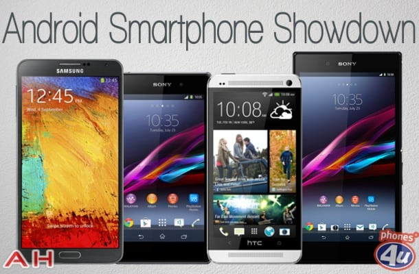 Android Smartphone Showdown
