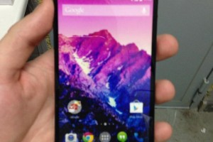 More Nexus 5 Images Surface, But they Aren't Press Shots