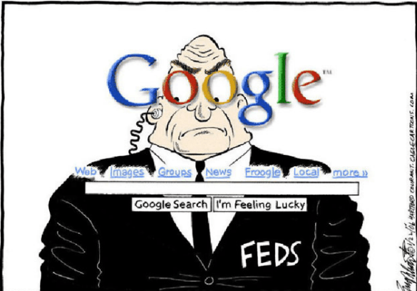 Feds Spying