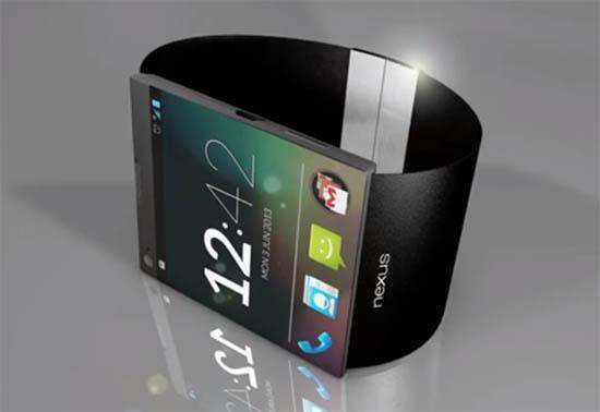 Google Nexus watch 2