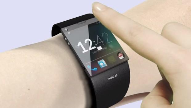 Google Nexus watch