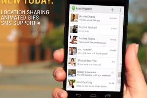 Download: Hangouts v2 APK With SMS Integration, Moods, and Much More!