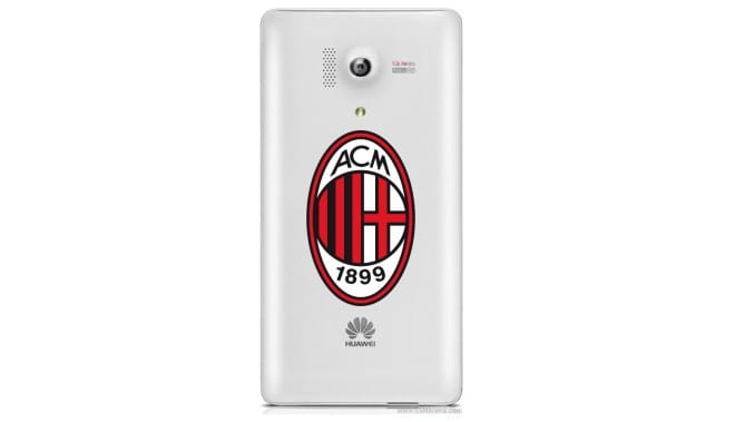 Huawei Partners with Milan