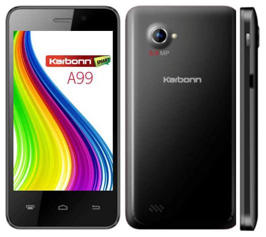 Karbonn-A99