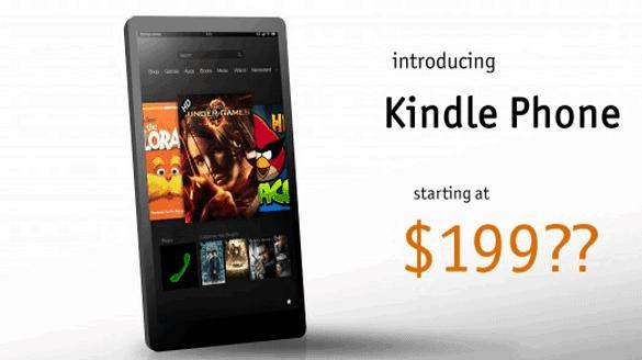 Kindle Phone