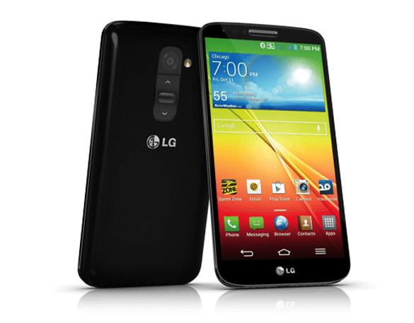LG G2 F&B