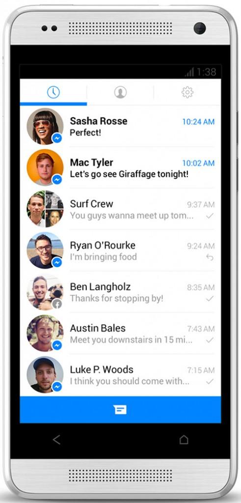 New FB App 3