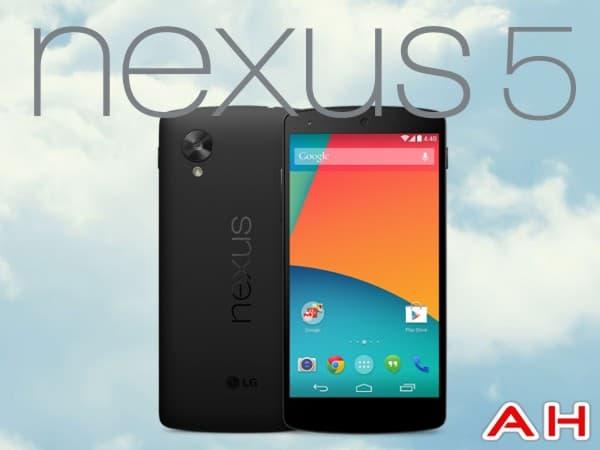 Nexus 5 AH 1.2