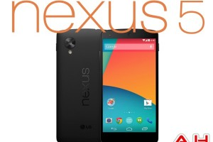 Google Officially Announces The LG Nexus 5; Complete With Snapdragon 800 and 8-megapixel OIS Camera
