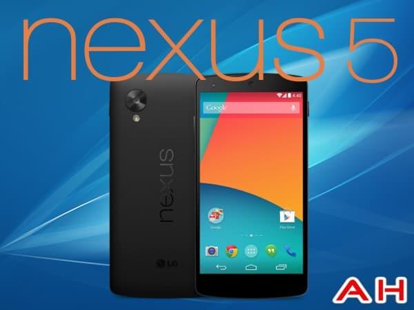 Nexus 5 AH 1.5