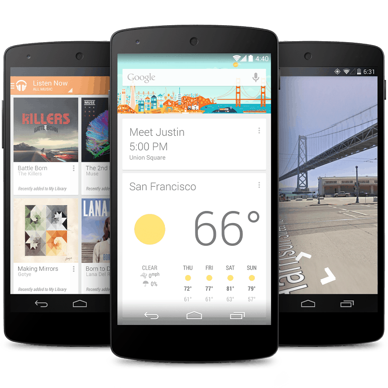 Nexus 5 Official press image 4