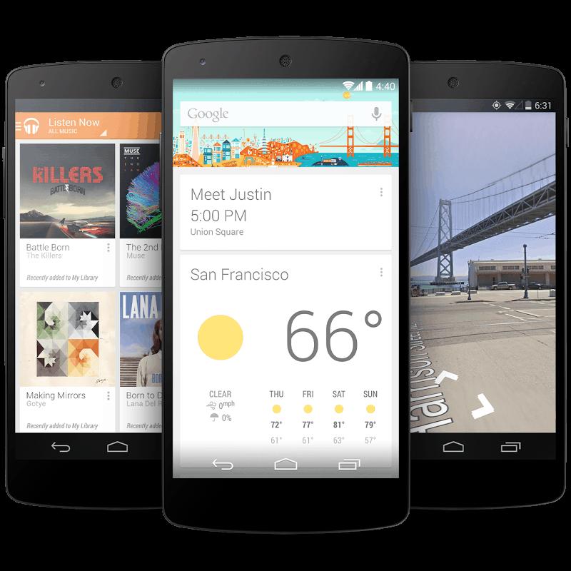 Nexus 5 Official press image 4