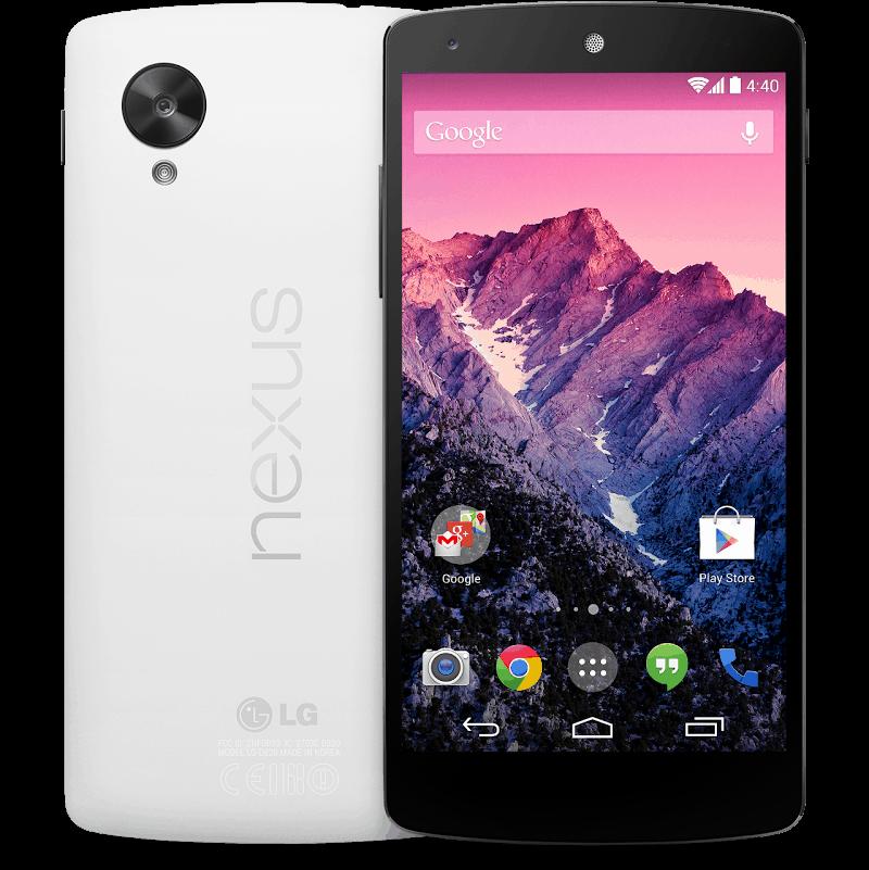 Nexus 5 Official press image 7 white