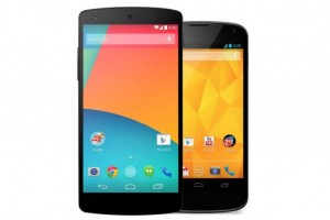 Nexus 5 Compared to the Nexus 4: What's Been Upgraded?
