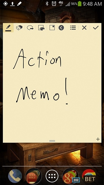 Note-3-Action-Memo