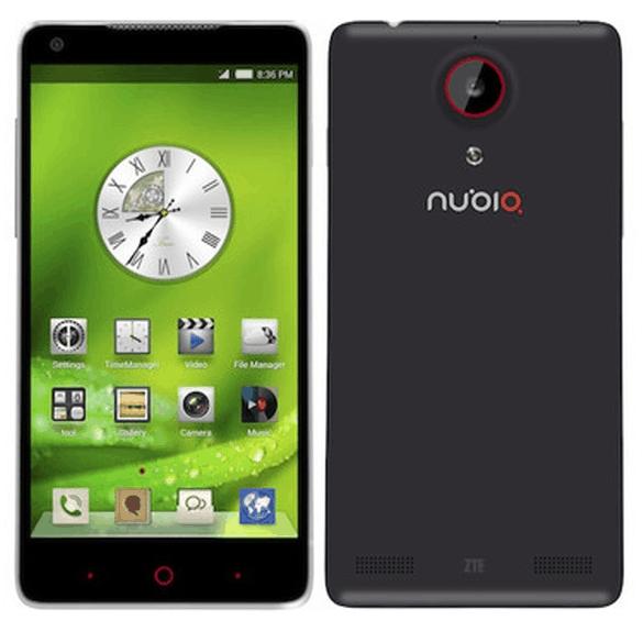 Nubia 5