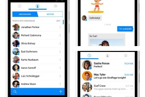 Facebook Redesigns Messenger: Send Messages to Non-Friends