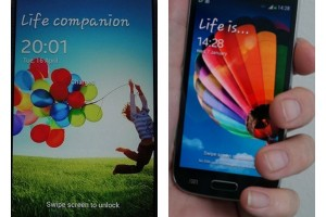Samsung Galaxy Mega 6.3 and Galaxy S4 Mini on Sprint November 8