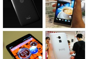 Android Phone Comparisons: HTC One Max vs Motorola Droid MAXX